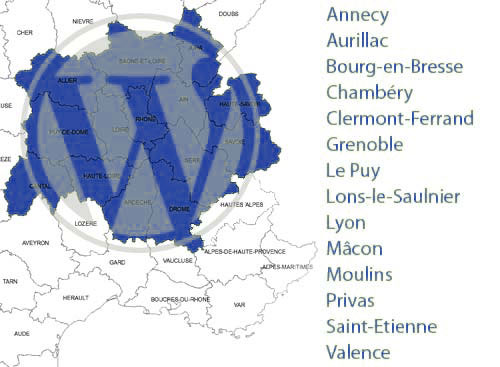 Formation WordPress Bourg-en-Bresse